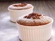 Шоколадово суфле с инстантно кафе